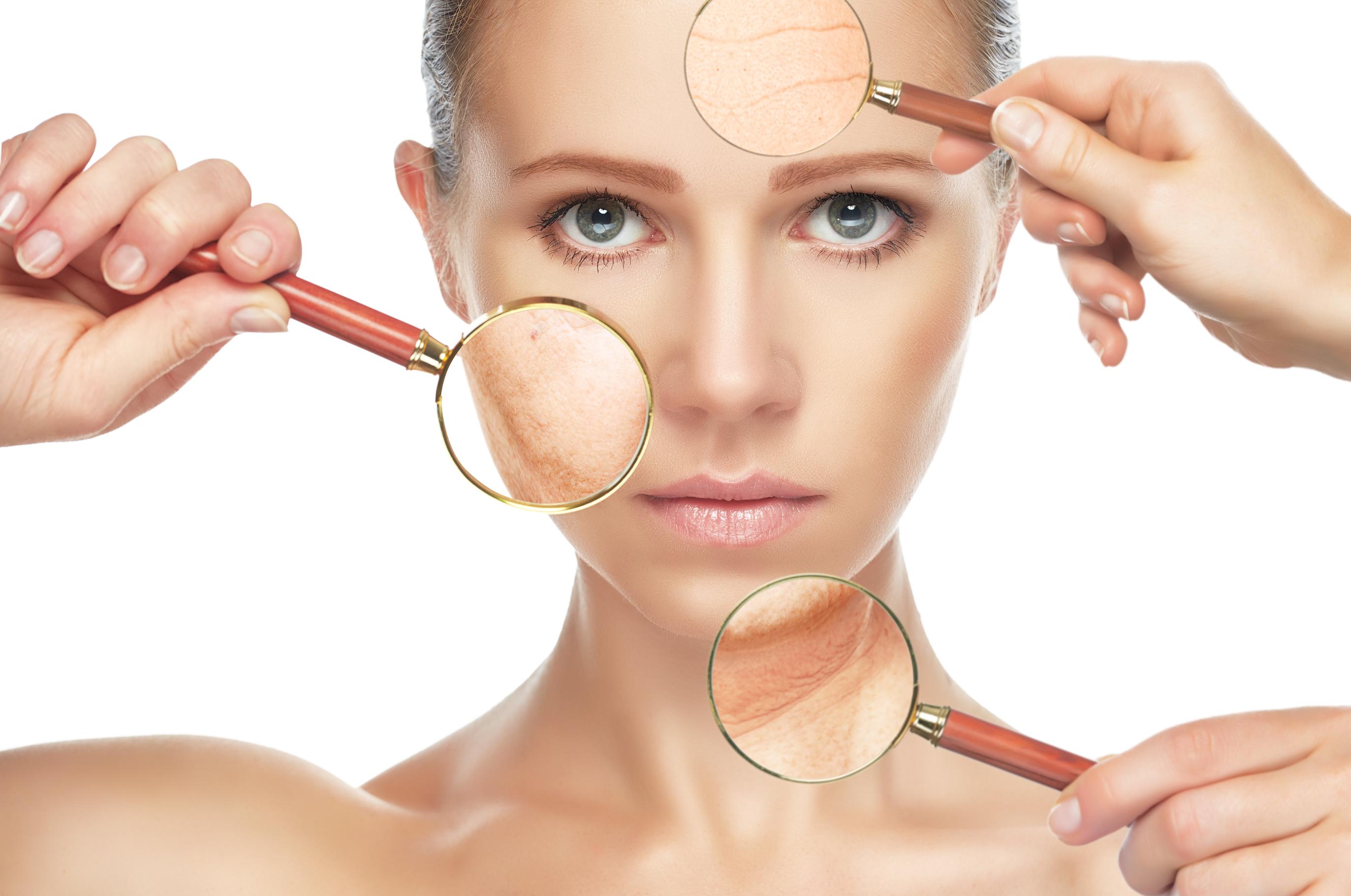 collageen, veroudering, behandeling, gezichtsbehandeling, elastine, rimpels